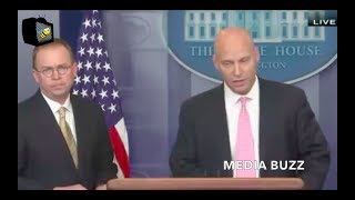 White House Press Briefing 1/20/18 - Government Shutdown Update - January 20, 2018