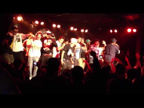 Joey Badass Capital STEEZ Survival Tactics + Encore LIVE @ Knitting Factory BK w/ Pro Era Crew