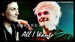 g e r a r d f r a n k   all i want    frerard