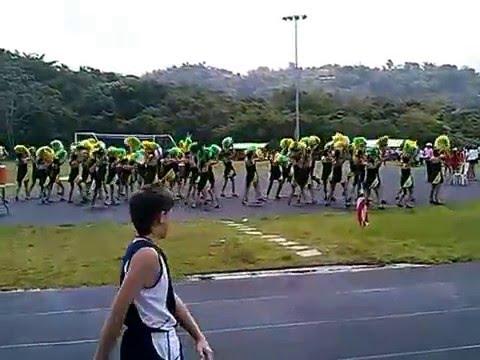 Cheerleaders S.U. Federico Degetau Barranquitas