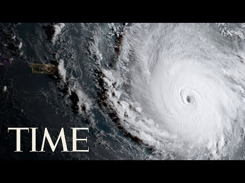 Live Footage Of Hurricane Irma From St Croix, Virgin Islands As Cat 5 Storm Moves Quickly | TIME