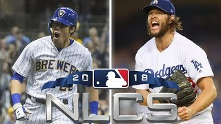 Los Angeles Dodgers vs Milwaukee Brewers - NLCS GAME 7 LIVE REACTIONS thumbnail