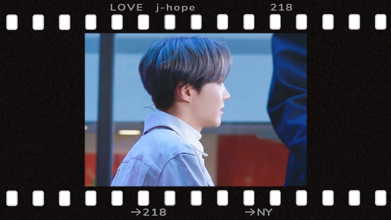 200221 NewYork short film ; love j-hope   방탄소년단 제이홉 직캠