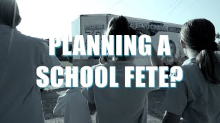 School Functions | Mobile 7D Cinema landscape