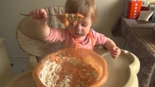 Печем морковный пирог