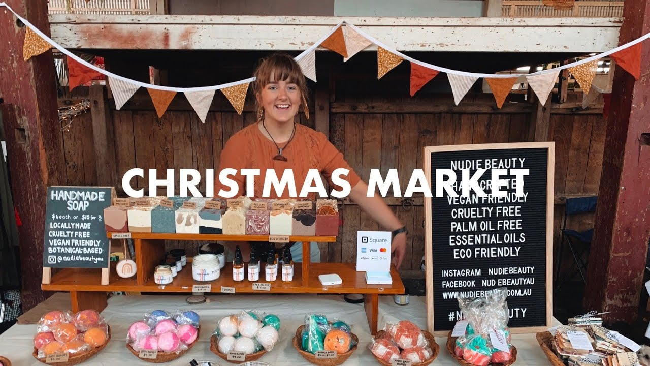 Christmas Market | Gilles at the Grounds, 15th December