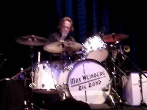 The Max Weinberg Big Band - Parthenia