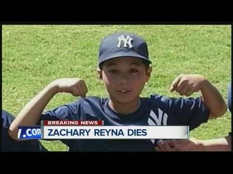 Zachary Reyna, 12, Dies From Brain-eating Parasite