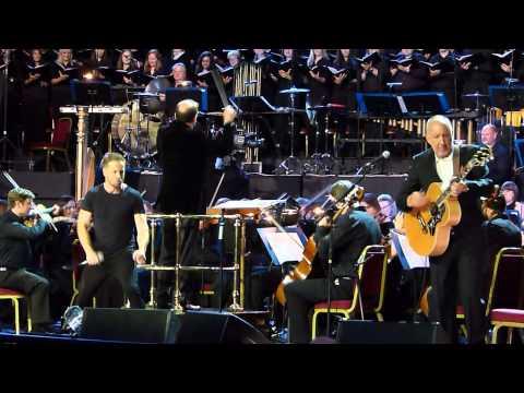 Alfie Boe & Pete Townshend 'Drowned' Classic Quadrophenia 05.07.15 HD