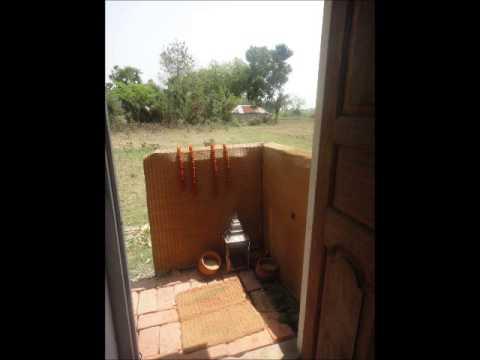 Universal Peace Center in Lachipur India-sungazing