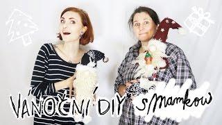 Veselé Vánoční DIY s mamkou   Skřítek, který nosí Dárky   Ester Starling