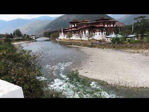 Punakha at a Glance - Bhutan