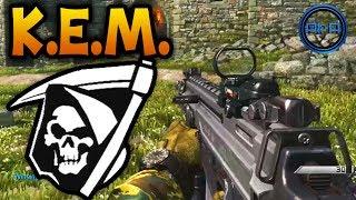 Call of Duty: Ghosts K.E.M. GAMEPLAY! 25 KILLSTREAK! - (COD Ghost KEM Strike Streak)