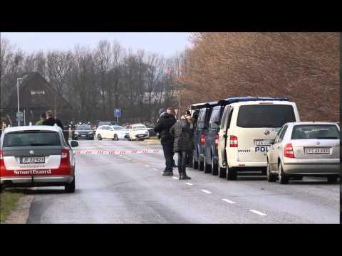 18.01.2015 2 død i lille landsby, Slangerup