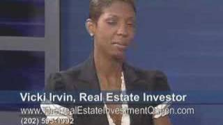 VICKI IRVIN - The #1 Female Real Estate Investor In Maryland, DC, and Virginia