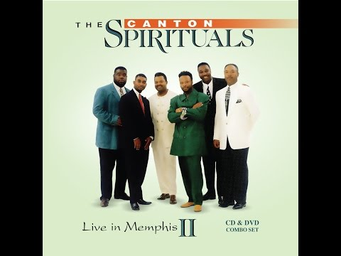 VGSG Presents: Canton Spirituals - Live In Memphis 2 DVD