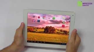 Обзор планшета Impression ImPAD 9704