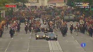 Desfile de la Fiesta Nacional 2018. Día de la Hispanidad