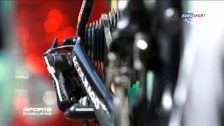 Lexus совместно с Eurosport: Велоспорт