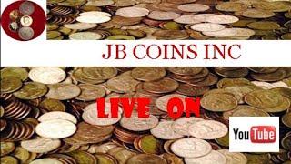 Friday night half dollar coin roll hunt and fun!