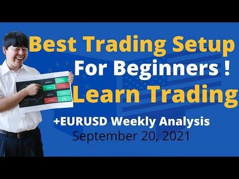Best trading setup