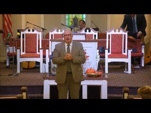Calvary Bible Wesleyan Church Service - 10/29/2017 PM