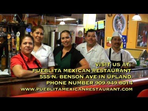 Pueblita Mexican Restaurant, Upland, CA