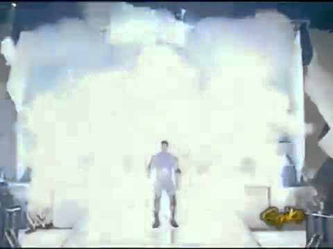 WWE Batista First Pyro Entrance