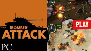 iBomber Attack Gameplay PC HD