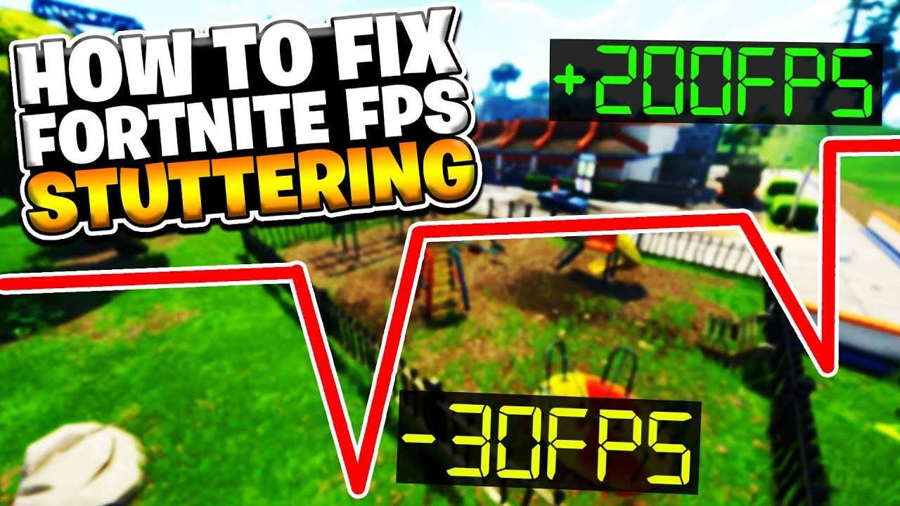 🔧 How To Fix Lag Spikes In Fortnite: Battle Royale v7 20 (Fix FPS