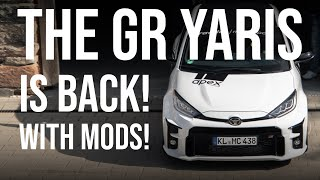 GR Yaris is BACK, with Upgrades and on the Nürburgring!!!