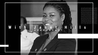 Janet Hills Met Police Exclusive - Intelligent Conversations on Urban Kapital