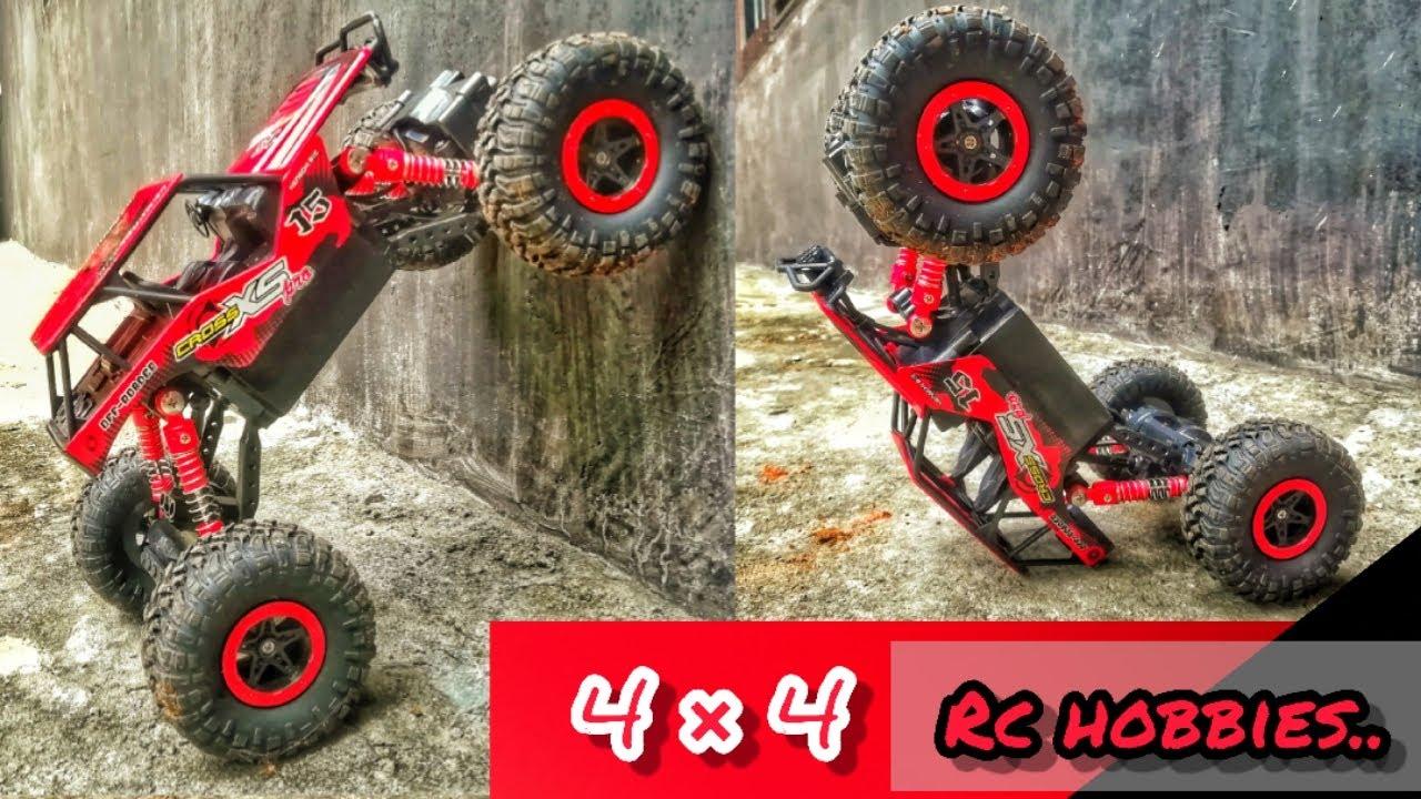 Rc Hobbies   4×4 Rc Car Rock Carawlers