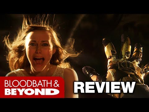 The Editor (2014) - Horror Movie Review