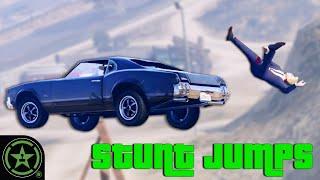 We're Going Mad - GTA V: Stunt Jumps 2