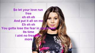 Lisa Ajax - Love Run Free Lyrics