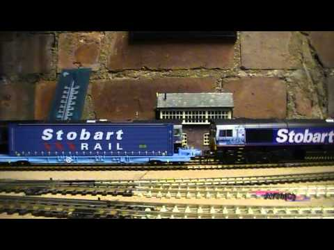 BACHMANN VIRGIN VOYAGER (Express Models Lighting)