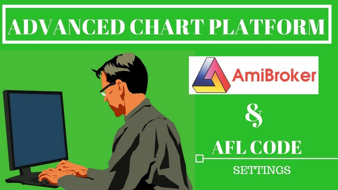 Amibroker Advanced Chart Platform With AFL code Settings