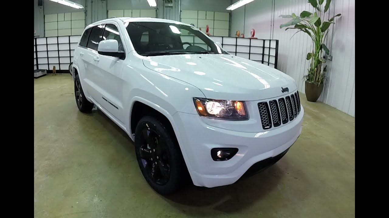 jeep grand htm cherokee altitude limited editions