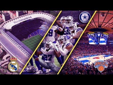 Top 10 Most Valuable Sports Teams In The World 2019