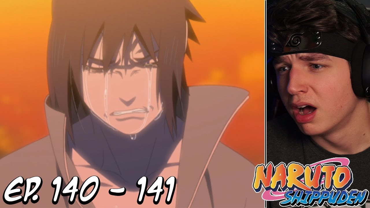 The Truth About Itachi Uchiha Naruto Shippuden Episode 140 141 Reaction Review Fate And Truth Youtube