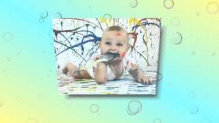 Шаблон № 3 детский/Создание слайд-шоу из Ваших фотографий