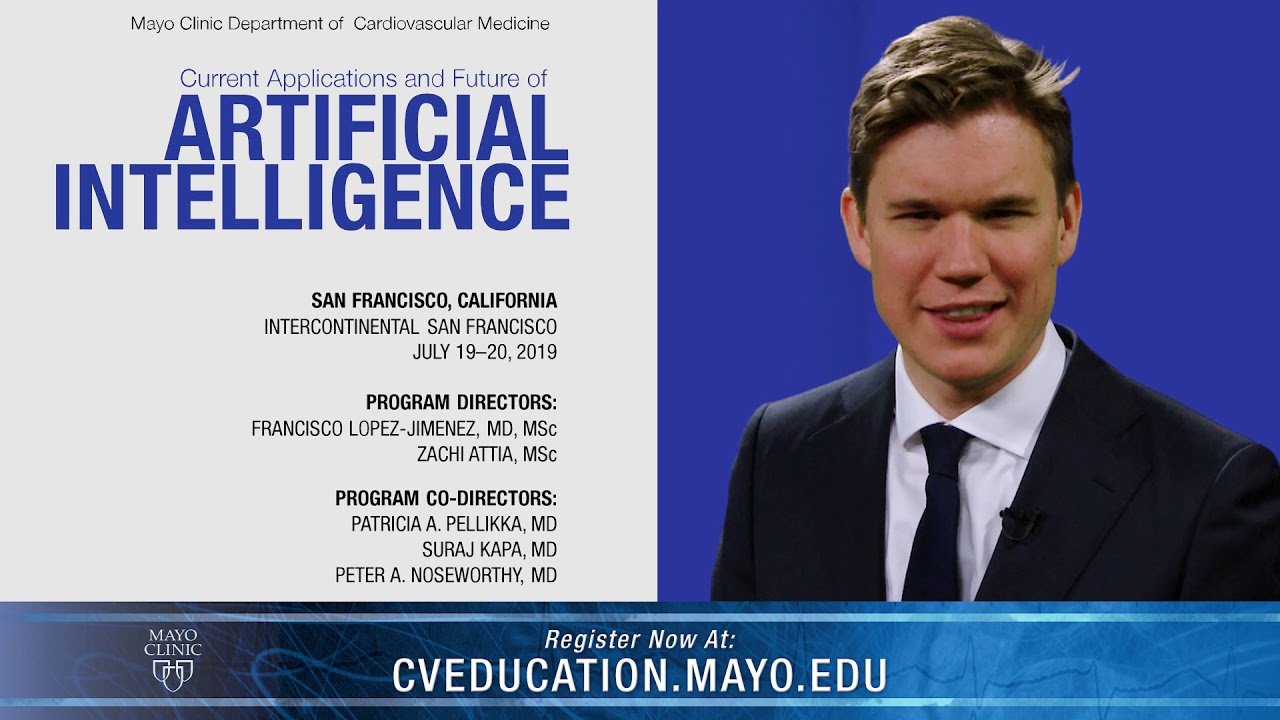 CME Preview: Current Applications and Future of Artificial Intelligence in  Cardiology 2019