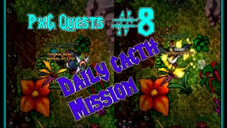 PxG Quests | #8/ | 1º Daily Catch Mission | Cerulean
