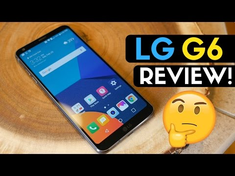 LG G6 Review: Better Phone Than the Galaxy S8?