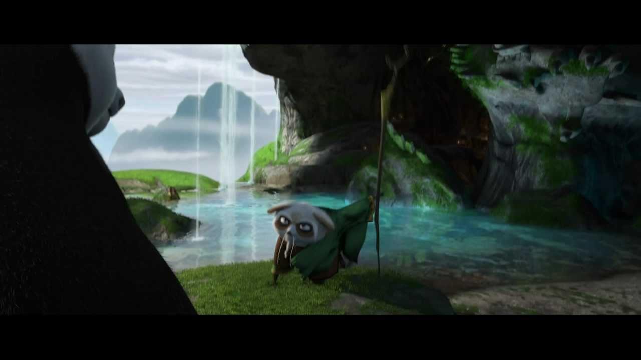 Kung Fu Panda - official trailer (στα Ελληνικά)