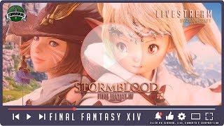 Final Fantasy XIV Online - Startando novo Personagem