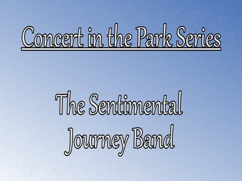 Senior Helpers Concert in the Park - The Sentimental Journey Band
