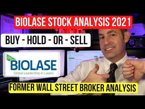 Biolase Stock Analysis