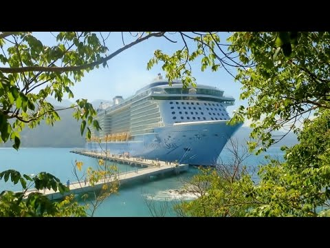 Quantum of the Seas, Tour of the Ship